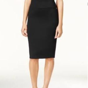 GAP Black Pencil Skirt